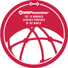 MSPmentor Top 10 managed services provider in the world