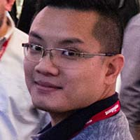 Bobby Vu, Lead Data Protection Engineer – Operations Support Center - Portrait Photo, Expedient